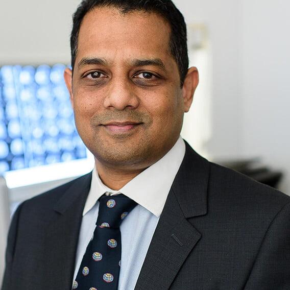 Mr Ivan Bhaskar